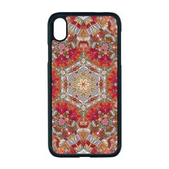 Pattern Background Patterns Apple Iphone Xr Seamless Case (black)
