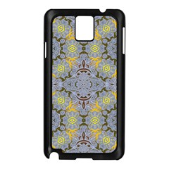 Background Image Decorative Abstract Samsung Galaxy Note 3 N9005 Case (black) by Pakrebo