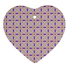 Background Image Tile Geometric Ornament (heart)