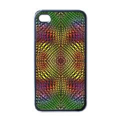 Pattern Background Apple Iphone 4 Case (black) by Pakrebo