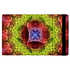 Tile Background Image Pattern Apple Ipad 3/4 Flip Case by Pakrebo