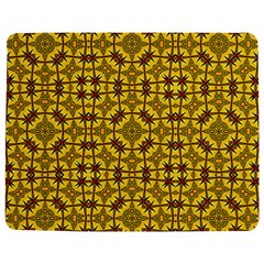 Tile Background Image Graphic Yellow Jigsaw Puzzle Photo Stand (rectangular)