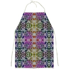 Background Image Pattern Full Print Aprons