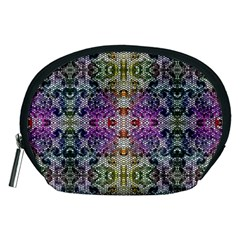 Background Image Pattern Accessory Pouch (medium)