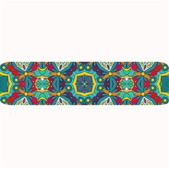 Farbenpracht Kaleidoscope Art Large Bar Mats