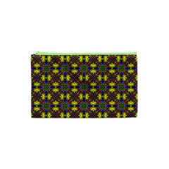 Background Image Ornament Cosmetic Bag (xs)