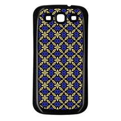 Background Image Decorative Samsung Galaxy S3 Back Case (black)