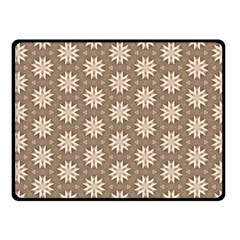 Background Sunflower Fleece Blanket (small)