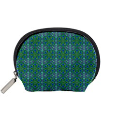 Farbenpracht Kaleidoscope Patterns Accessory Pouch (small)