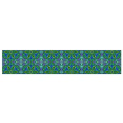 Farbenpracht Kaleidoscope Patterns Small Flano Scarf