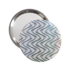 Abstract Geometric Line Art 2 25  Handbag Mirrors by Pakrebo