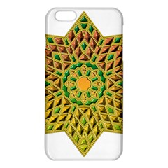 Star Pattern  Background Image Iphone 6 Plus/6s Plus Tpu Case