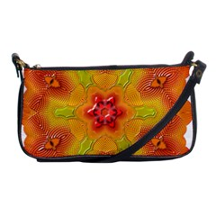 Pattern Symbol Ornament Symbolism Shoulder Clutch Bag