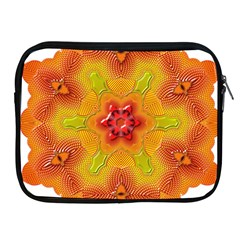 Pattern Symbol Ornament Symbolism Apple Ipad 2/3/4 Zipper Cases