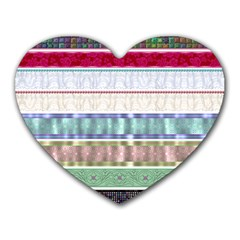 Scrapbook Scrap Elements Heart Mousepads