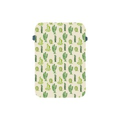Cactus Pattern Apple Ipad Mini Protective Soft Cases by goljakoff