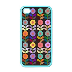 Zappwaits Flowers Apple Iphone 4 Case (color)