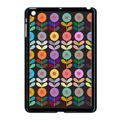 Zappwaits Flowers Apple Ipad Mini Case (black)