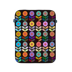 Zappwaits Flowers Apple Ipad 2/3/4 Protective Soft Cases