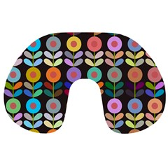 Zappwaits Flowers Travel Neck Pillows