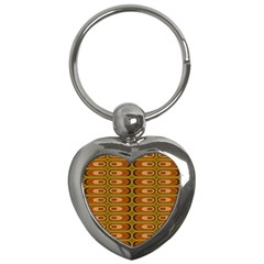 Zappwaits Retro Key Chains (heart)