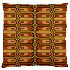 Zappwaits Retro Large Cushion Case (two Sides)