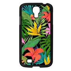 Tropical Adventure Samsung Galaxy S4 I9500/ I9505 Case (black)