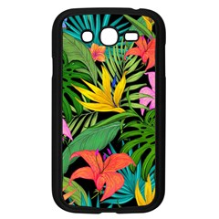 Tropical Adventure Samsung Galaxy Grand Duos I9082 Case (black)