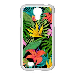 Tropical Adventure Samsung Galaxy S4 I9500/ I9505 Case (white)