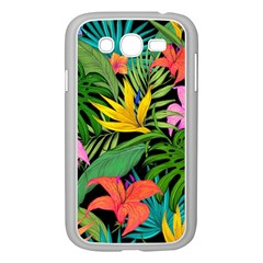 Tropical Adventure Samsung Galaxy Grand Duos I9082 Case (white)