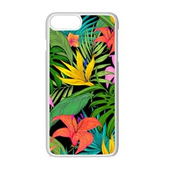 Tropical Adventure Apple Iphone 7 Plus Seamless Case (white)