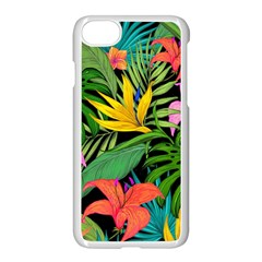 Tropical Adventure Apple Iphone 7 Seamless Case (white)