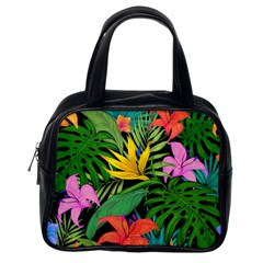Tropical Adventure Classic Handbag (one Side)