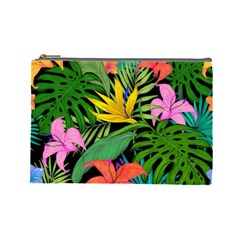 Tropical Adventure Cosmetic Bag (large)