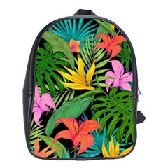 Tropical Adventure School Bag (large)
