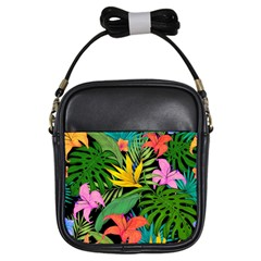Tropical Adventure Girls Sling Bag