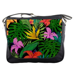 Tropical Adventure Messenger Bag