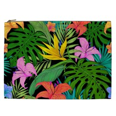 Tropical Adventure Cosmetic Bag (xxl)