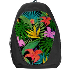 Tropical Adventure Backpack Bag
