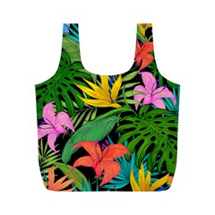 Tropical Adventure Full Print Recycle Bag (m)