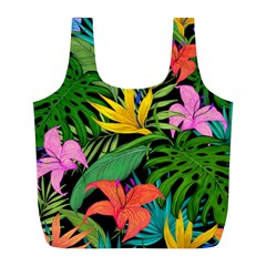 Tropical Adventure Full Print Recycle Bag (l)