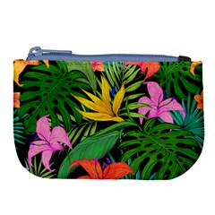Tropical Adventure Large Coin Purse