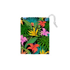 Tropical Adventure Drawstring Pouch (xs)