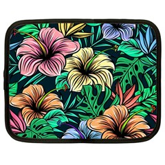 Hibiscus Dream Netbook Case (large)
