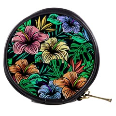 Hibiscus Dream Mini Makeup Bag