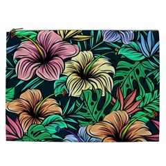 Hibiscus Dream Cosmetic Bag (xxl)