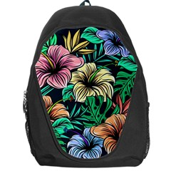 Hibiscus Dream Backpack Bag
