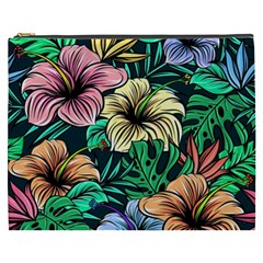 Hibiscus Dream Cosmetic Bag (xxxl)