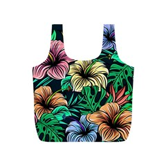 Hibiscus Dream Full Print Recycle Bag (s)