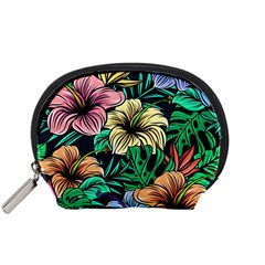 Hibiscus Dream Accessory Pouch (small)